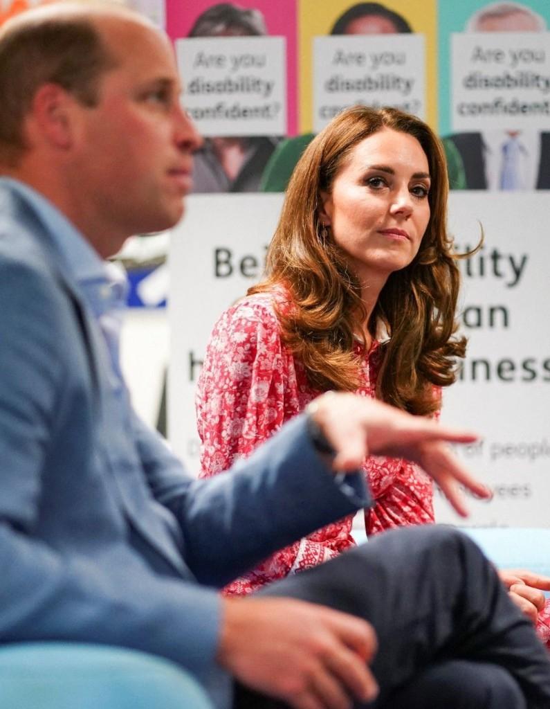 Kate Middleton et William partagent de nouvelles photos de leurs enfants ! - Elle
