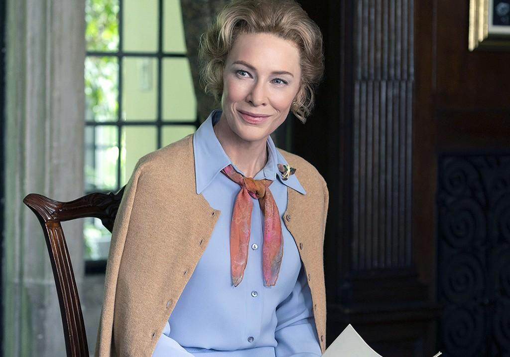 Cate Blanchett joue une militante anti-féministe dans « Mrs America » sur Canal + - Elle