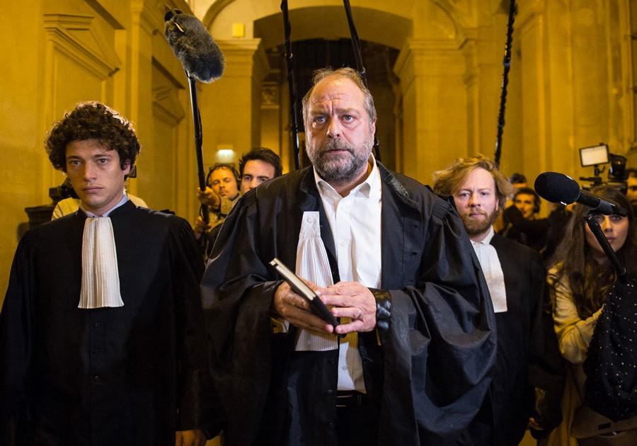 Eric Dupond-Moretti, l'avocat controversé aux célèbres procès - Elle