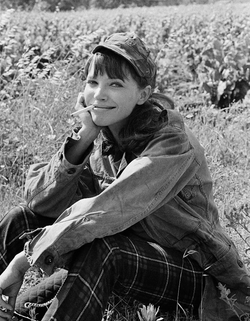 Anna Karina : décès de l'actrice et chanteuse, icône de la Nouvelle Vague - Elle