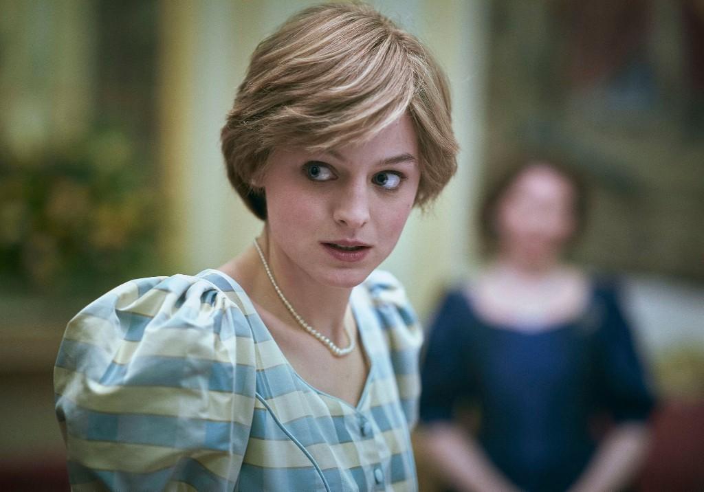 The Crown : Emma Corrin se confie sur son interprétation de Lady Di dans la série Netflix - Elle