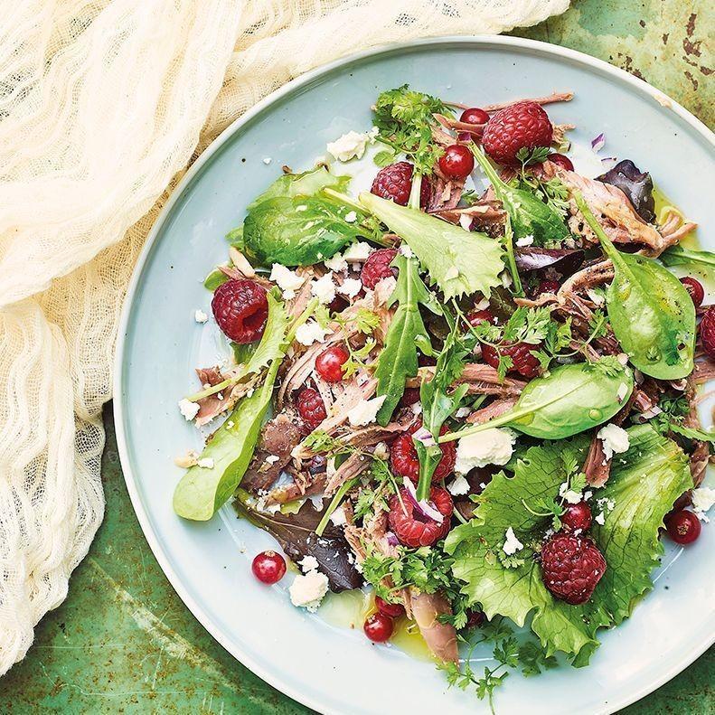 Comment faire une salade originale - Elle à Table
