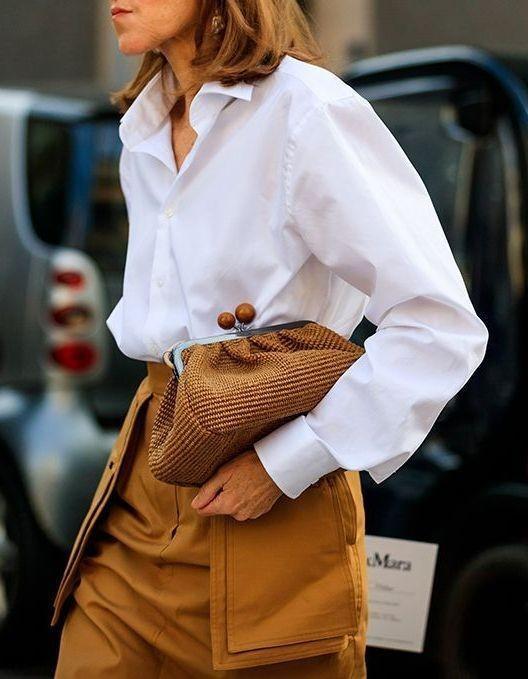 Chemise blanche pour femme : les modèles avoir dans son dressing - Elle