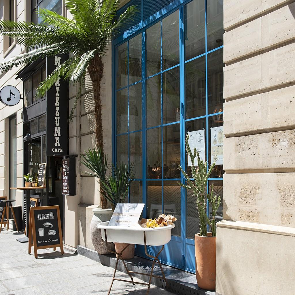 Un resto californien en plein Paris - Elle à Table