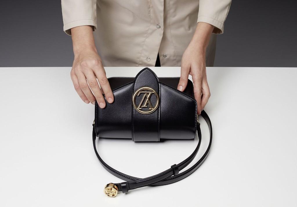 Savoir-faire : les secrets de fabrication du sac LV Pont 9 de Louis Vuitton - Elle