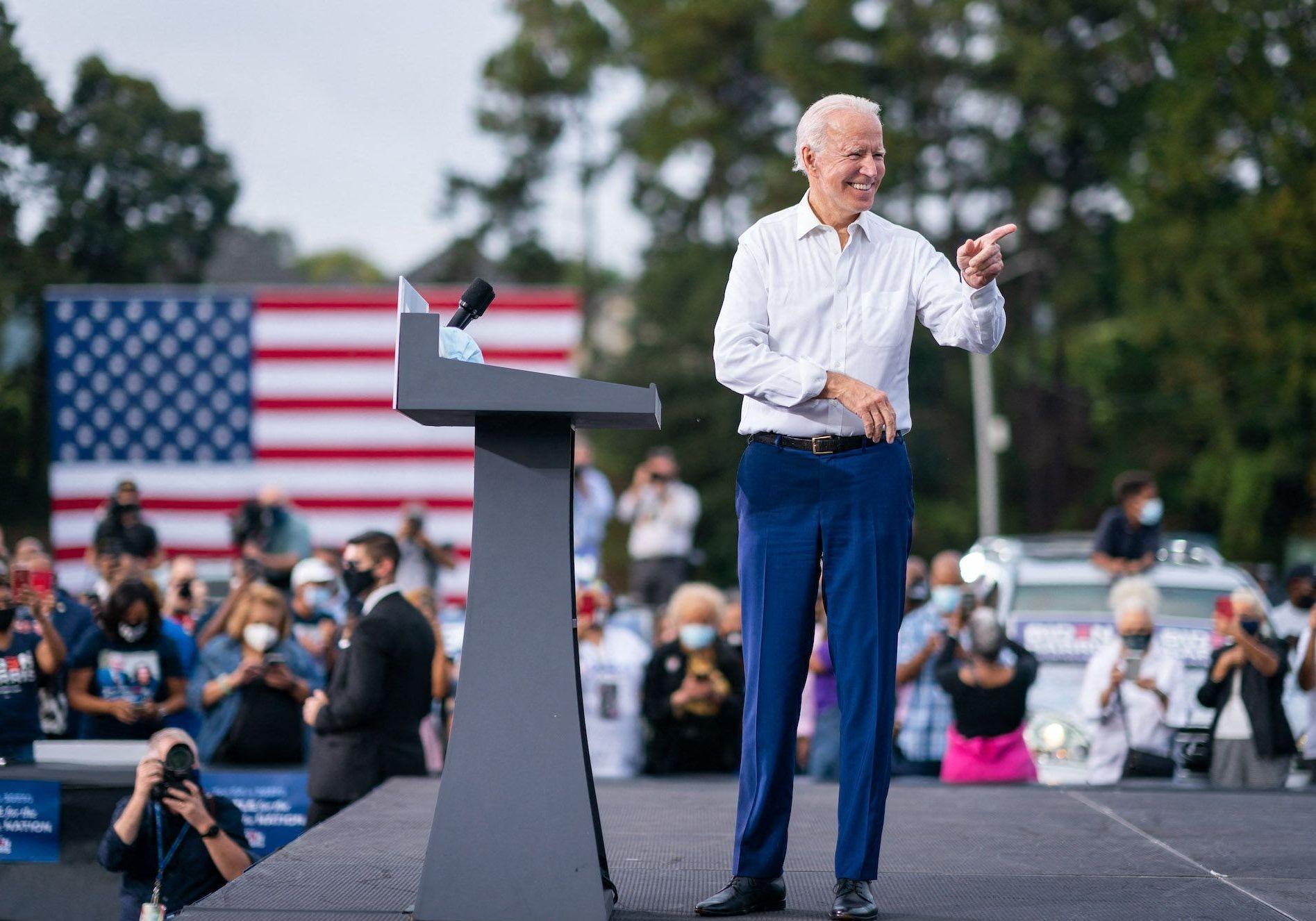 Joe Biden : entre tragédies intimes et longue carrière politique - Elle