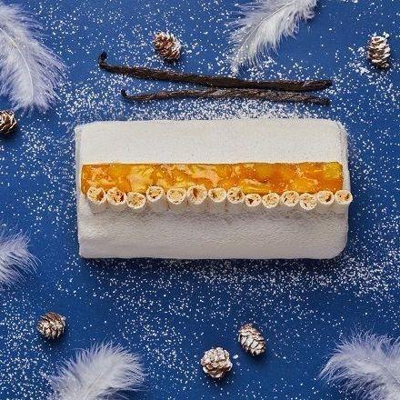 Sélection de bûches de Noël glacées - Elle