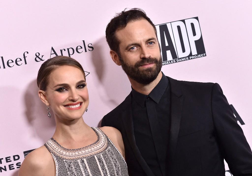 Natalie Portman partage une tendre photo de son mariage avec Benjamin Millepied - Elle