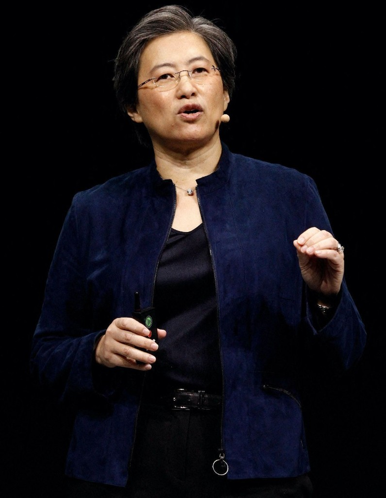 Lisa Su : le PDG le mieux payé au monde est une femme - Elle