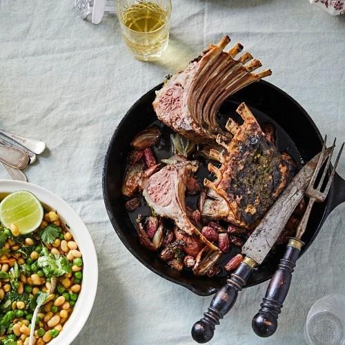 Comment cuisiner l'agneau à Pâques - Elle à Table