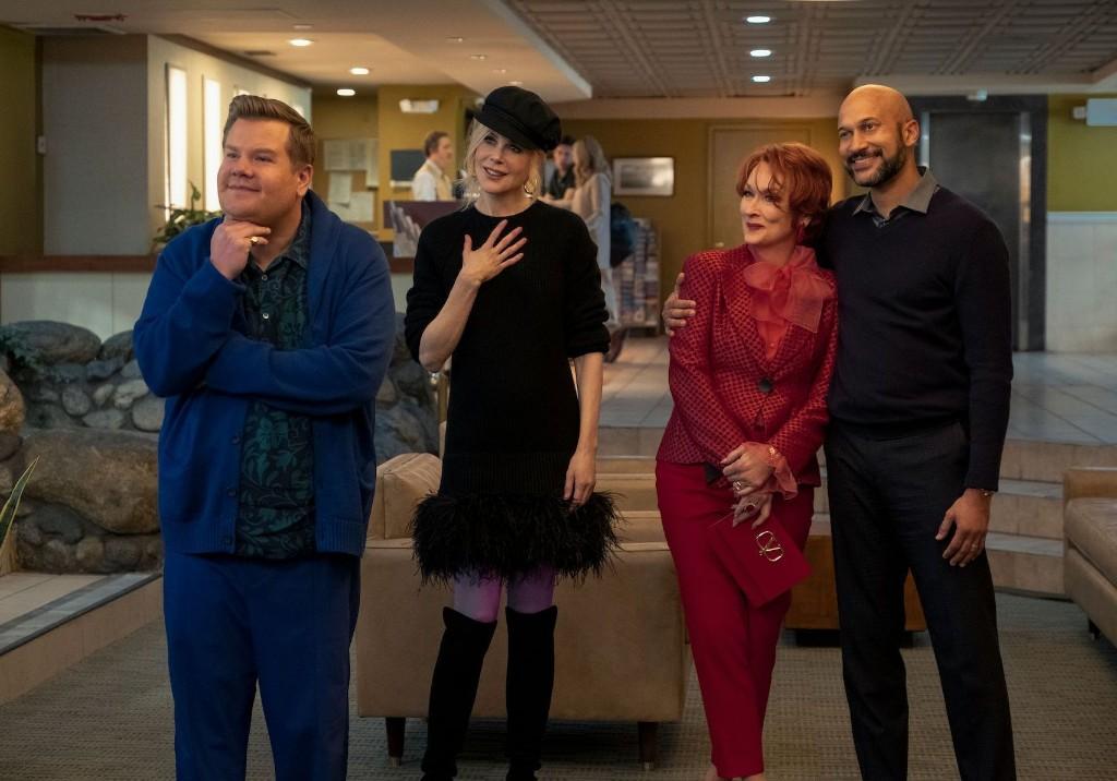 The Prom : la comédie musicale de Netflix avec Meryl Streep et Nicole Kidman se dévoile - Elle