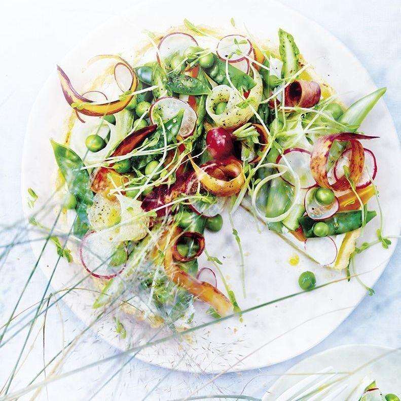 55 recettes pour préparer un repas de Pâques végétarien - Elle à Table
