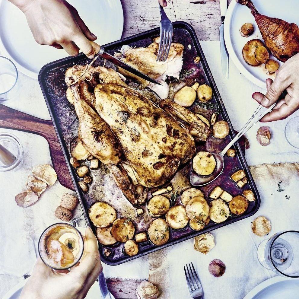 Idées recettes pour un repas de Noël traditionnel - Elle