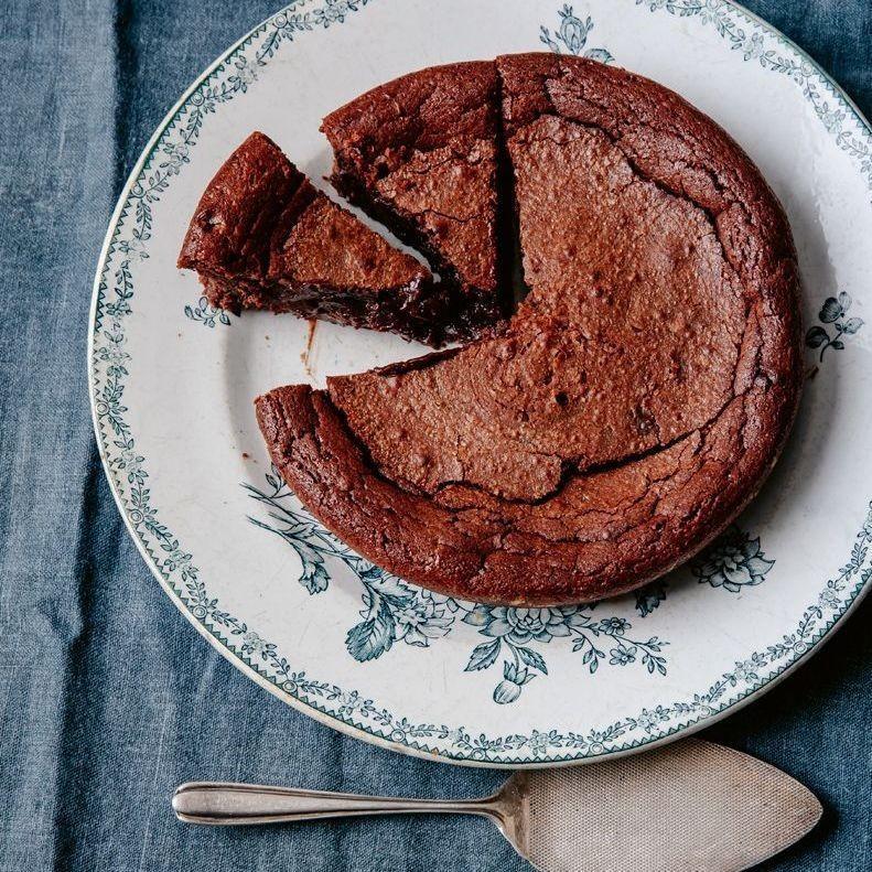 Comment faire un gâteau au chocolat sans farine - Elle à Table