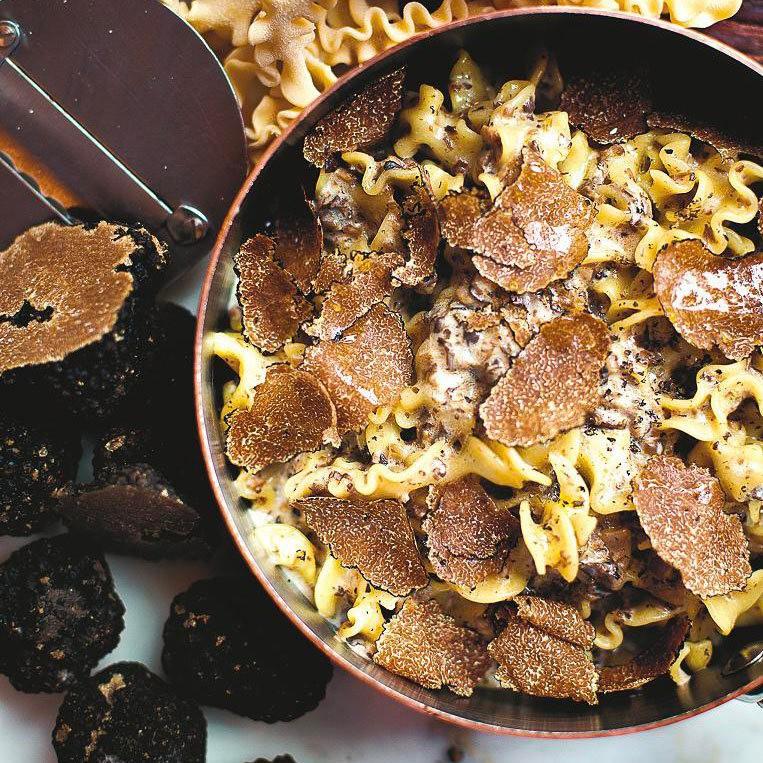 Truffe noire, nos meilleures recettes de Noël - Elle