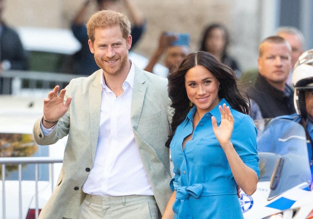 Pourquoi Meghan Markle et le prince Harry ne font plus vendre - Elle