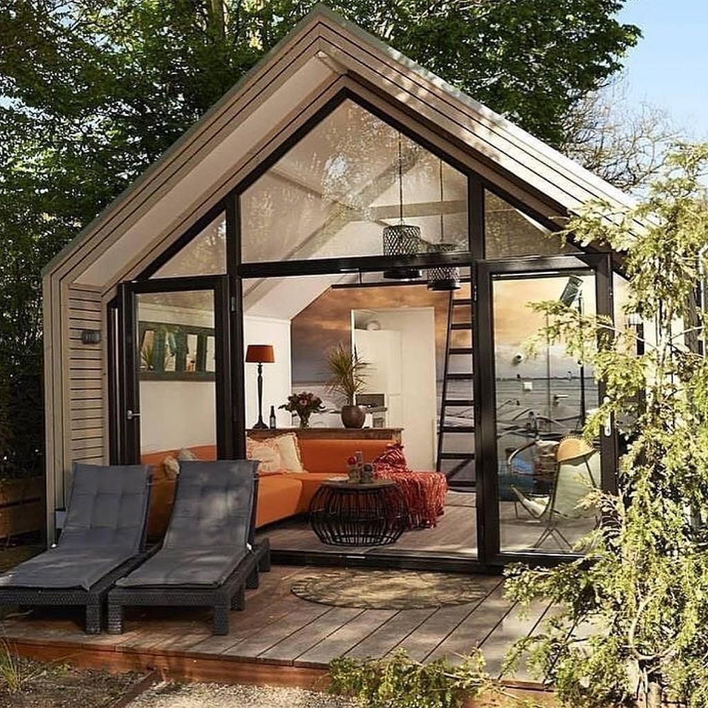 Tiny house, tout ce qu'il faut savoir sur les micro-maisons - Elle Décoration