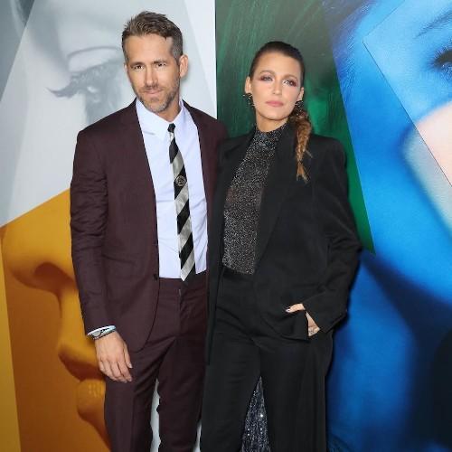 Blake Lively et Ryan Reynolds : à quoi ressemble leur confinement - Elle