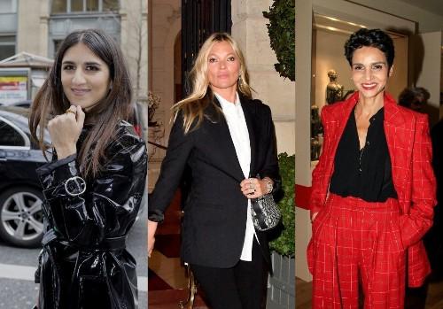 Kate Moss, Géraldine Nakache, Farida Khelfa… Elles vendent leur dressing pour lutter contre le coronavirus - Elle