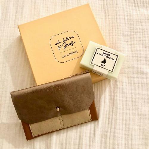 La lettre d'Ines le coffret : découvrez le contenu de la box de mars - Elle