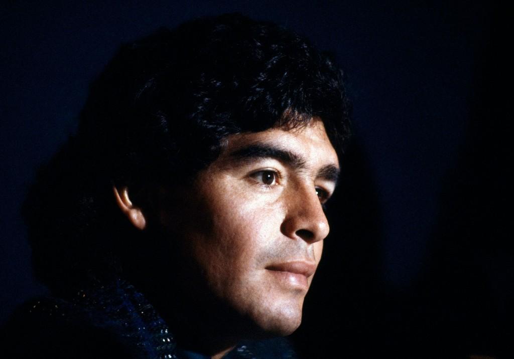 Basile de Bure : « Maradona et moi » - Elle