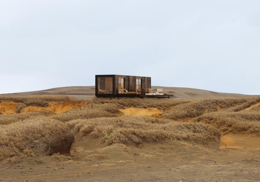 Tendance : notre sélection des plus belles cabanes d'architectes - Elle Décoration