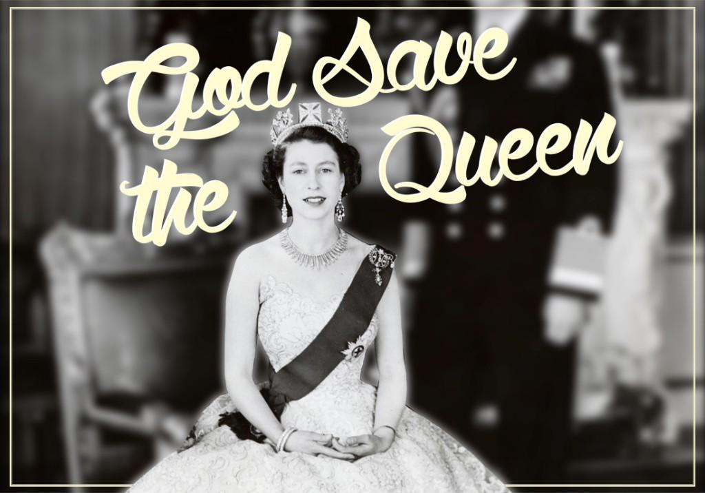 Elizabeth II : 68 ans de règne en images - Elle