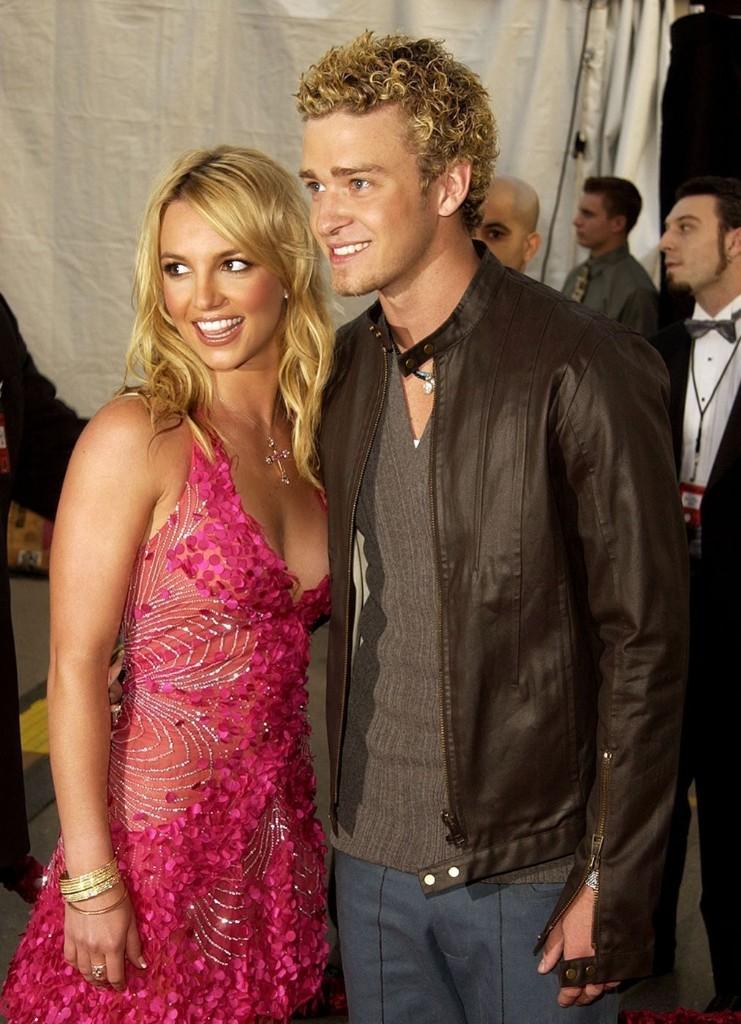 Couple de légende : Britney Spears et Justin Timberlake, la love story de deux icônes pop - Elle