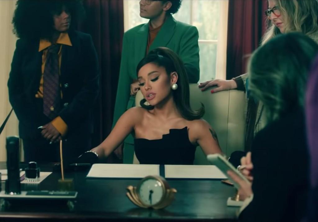 Le clip de la semaine : « Positions » d'Ariana Grande - Elle