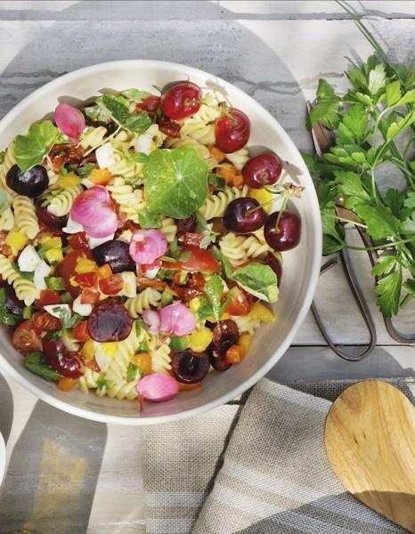 Recettes de salades de pâtes généreuses et faciles - Elle à Table