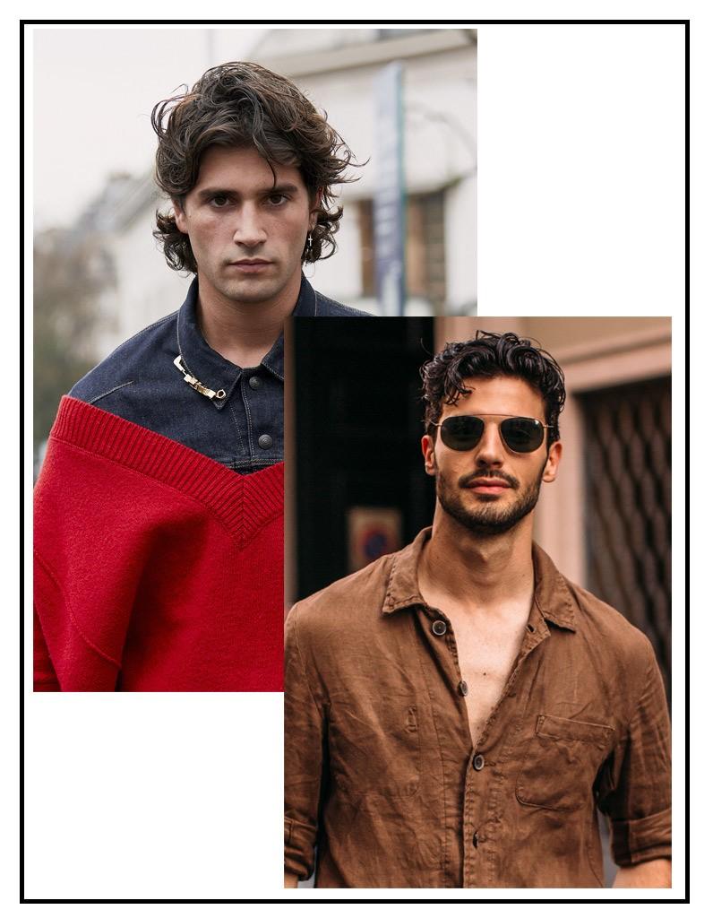 Coiffure pour homme : les coupes de cheveux tendance en 2020 - Elle