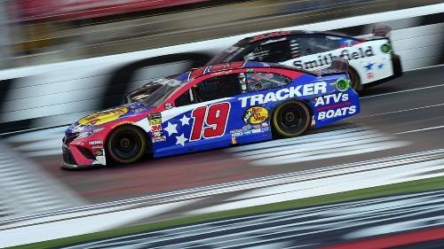 Martin Truex Jr. wins NASCAR's Coca-Cola 600