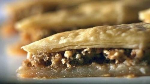 25 homemade holiday gift recipes: Baklava