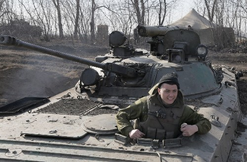 Obama approves $75 million in nonlethal aid to Ukraine