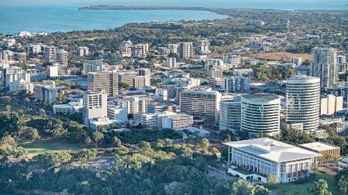 $950 round trip from LAX to Darwin, Australia, on Qantas