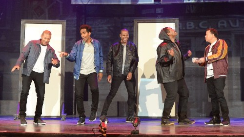 Review: Anthony Davis' opera 'The Central Park Five' goes where Netflix doesn't dare