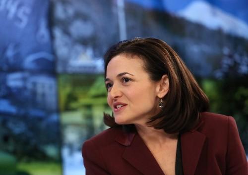 Facebook refused to limit hiring of Google employees, Sandberg says