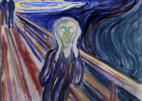 Why screams are scary (hint: It's not because they're loud)