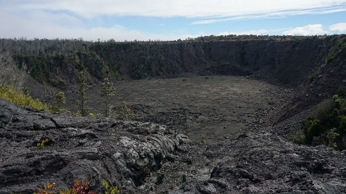 Hawaii Island isn't itself anymore. Lava and quakes have transformed it in interesting ways