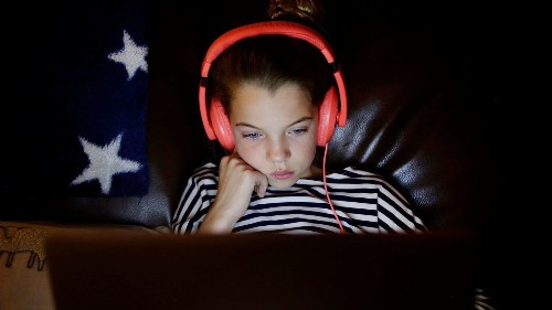 Kids don't need a cellphone; they need a digital diet
