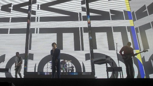 The 1975 make a strong case at Coachella for the death of rock 'n' roll