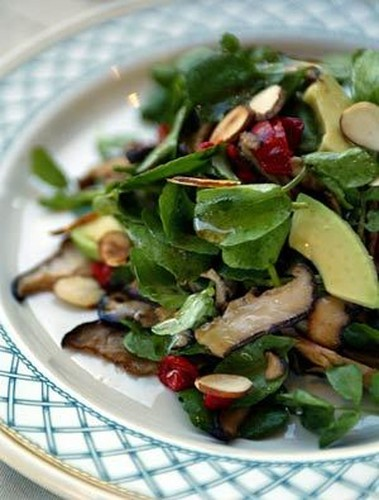 Recipe: Watercress and avocado salad with lemon-soy dressing - Los Angeles Times