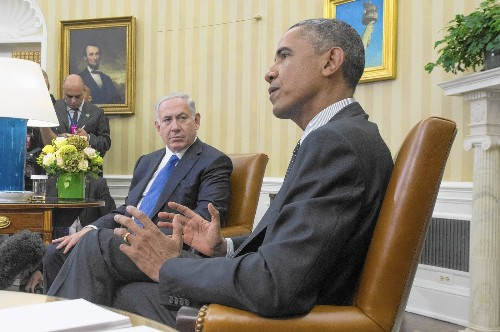 Obama meeting with Israel premier points up disagreements