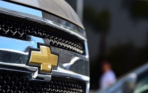 New Silverado, Cruze recalls bring GM's total to 14 million autos - Los Angeles Times