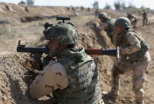 Signs of mission creep are multiplying in the fight against ISIS in Iraq