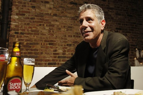 Cooking for comfort? Anthony Bourdain's rich lasagna Bolognese is one of our favorites