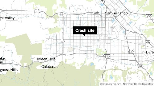 Two killed in crash following early-morning CHP pursuit, authorities say