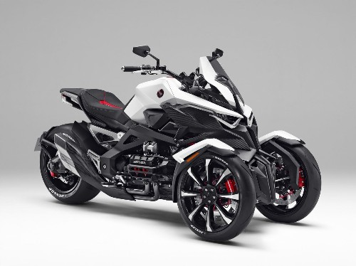 Honda Neowing unveiled at Tokyo Motor Show