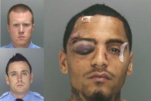 After video surfaces, grand jury charges 2 Philadelphia policemen in beating - Los Angeles Times