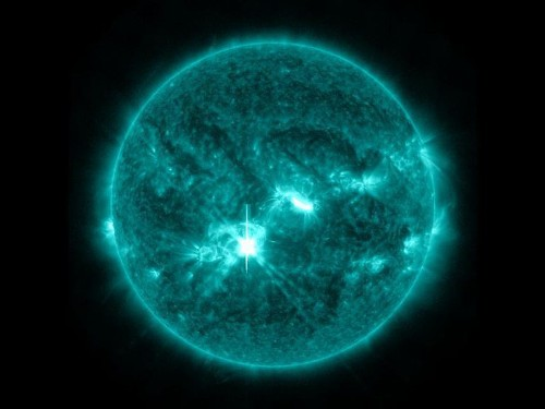 28 solar flares in the last seven days, and more may be coming